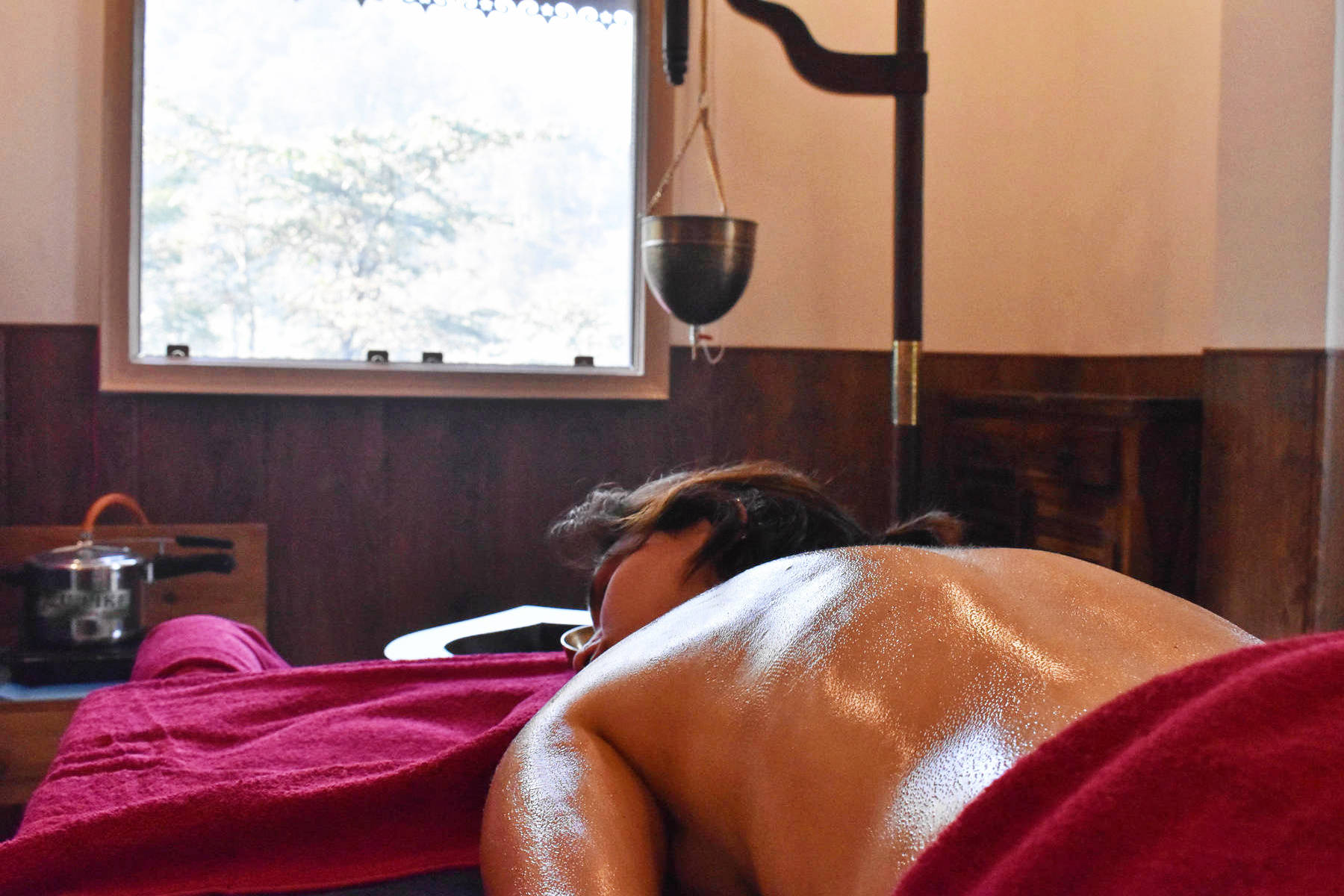 Veda5 Luxury Ayurveda Panchakarma Treatment Package - Wellness Retreat for Healing and Cure in Himalayas - Rishikesh India International
