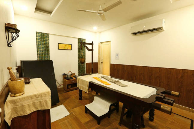 Best Ayurveda & Panchakarma in Rishikesh Himalayas India at Veda5 Luxury Retreat