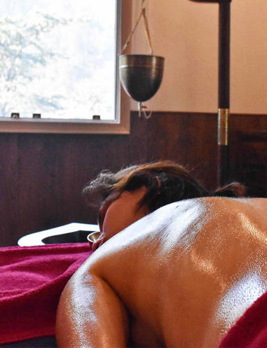 Veda5 Luxury Authentic Traditional Ayurveda in Rishikesh Himalayas India