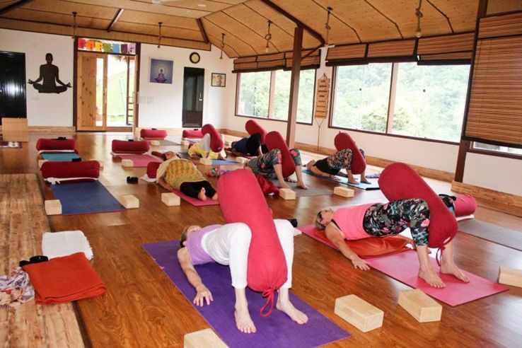 Best Yoga Retreat in Rishikesh India - Veda5
