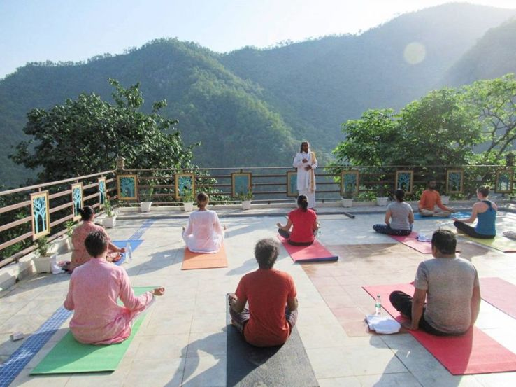 Veda5 - Best Yoga Retreat in Rishikesh, Himalayas, India