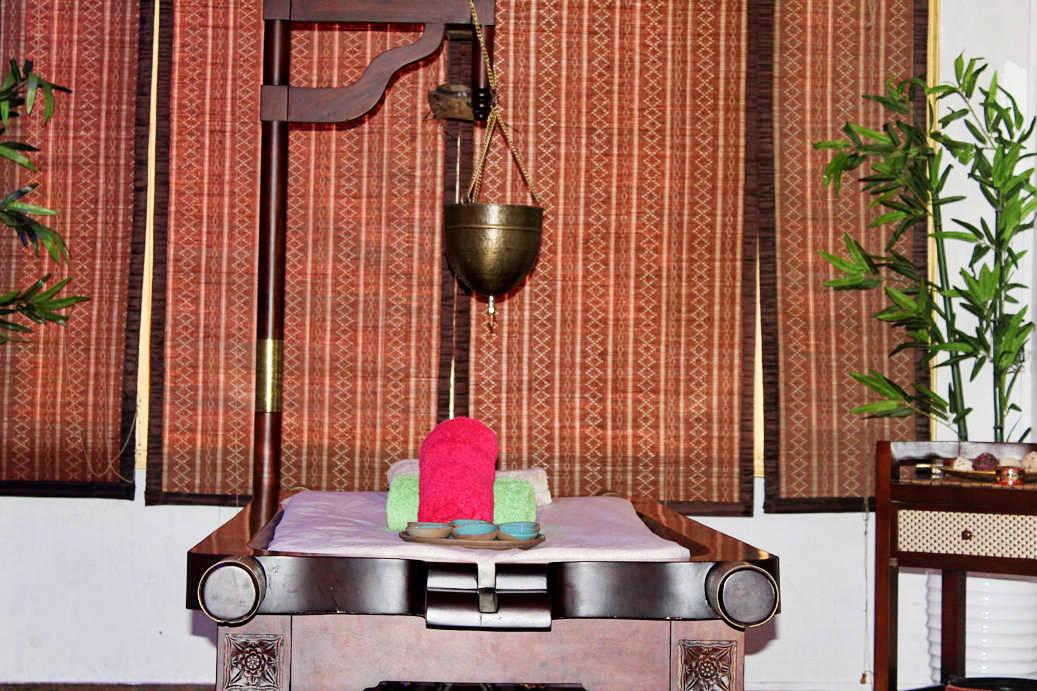Veda5 Wellness in Rishikesh Himalayas India - Ayurvedic Panchakarma Treatments and Spa