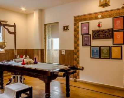 Veda5 Luxury Ayurveda and Panchakarma Retreat in Rishikesh, India