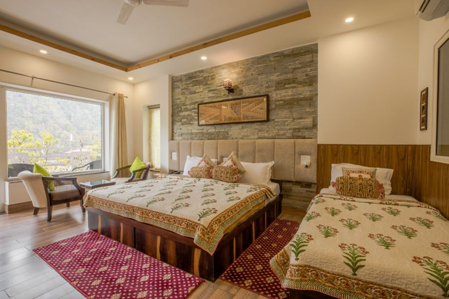 Veda5 is The Best Hotel, Resort and Retreat in Rishikesh, India