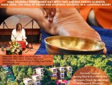 ORIGINAL NADA YOGA WELLNESS RETREAT April 2020 at Veda5 in Rishikesh India