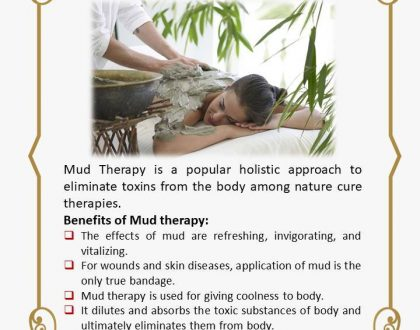 High-Quality Mud Therapy Naturopathy Treatment in Rishikesh India