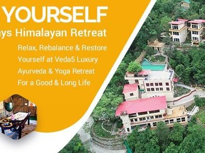 Unplug Yourself - Rejunvenating 7 days Himalayan Retreat