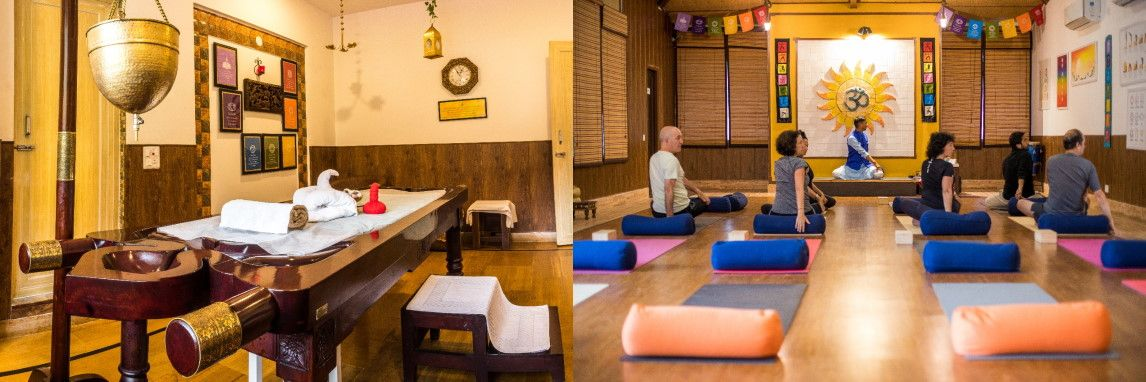 Best Ayurveda, Panchakarma and Yoga in Rishikesh, India