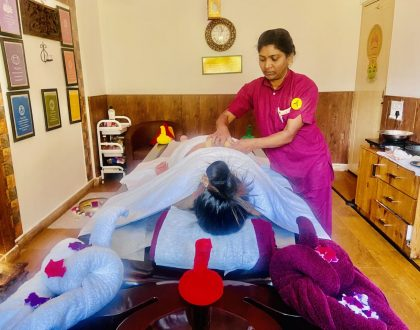 Kati Vasti Ayurveda Treatment at Best Retreat in Rishikesh - Veda5