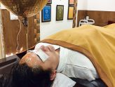 Shirodhara - Best Ayurveda in Rishikesh India - Veda5 Luxury Wellness Retreat
