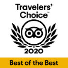 Veda5 Rishikesh India Awarded 2020 TripAdvisor Travelers Choice Best of the Best
