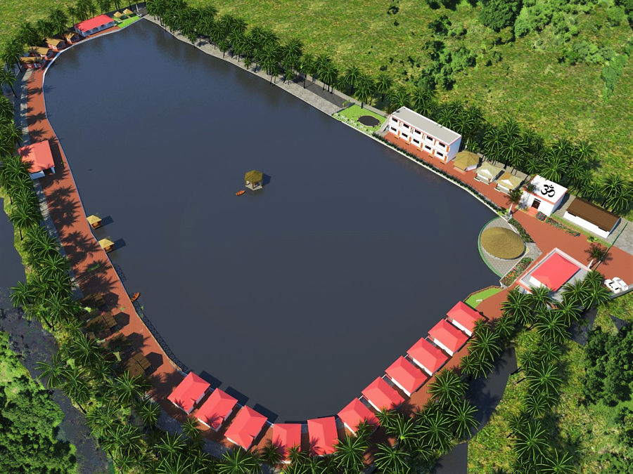 Veda5 - Best Luxury Wellness Retreat & Spa in Arambol, North Goa, India